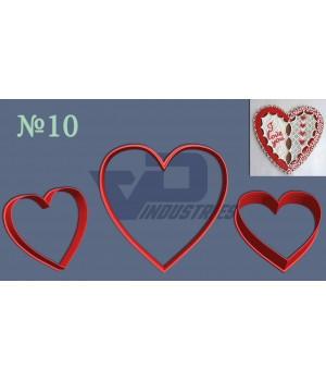 """Вырубка №10 """"Сердце"""""""