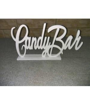 """Надпись №3 """"Candy Bar"""""""