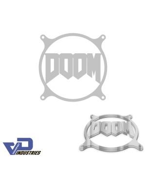 решетка для вентилятора DOOM прозрачная