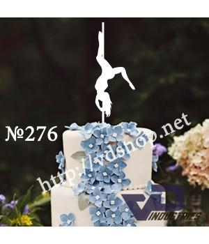 """Топпер №276 """"Pole dance"""""""