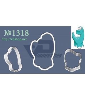 "Вырубка №1318 ""Титанозавр"""
