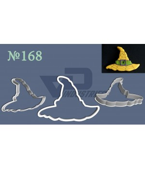 "Вырубка №168 ""Шляпа Halloween"""