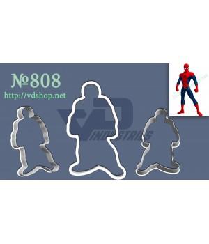 """Вырубка №808 """"Человек паук"""""""